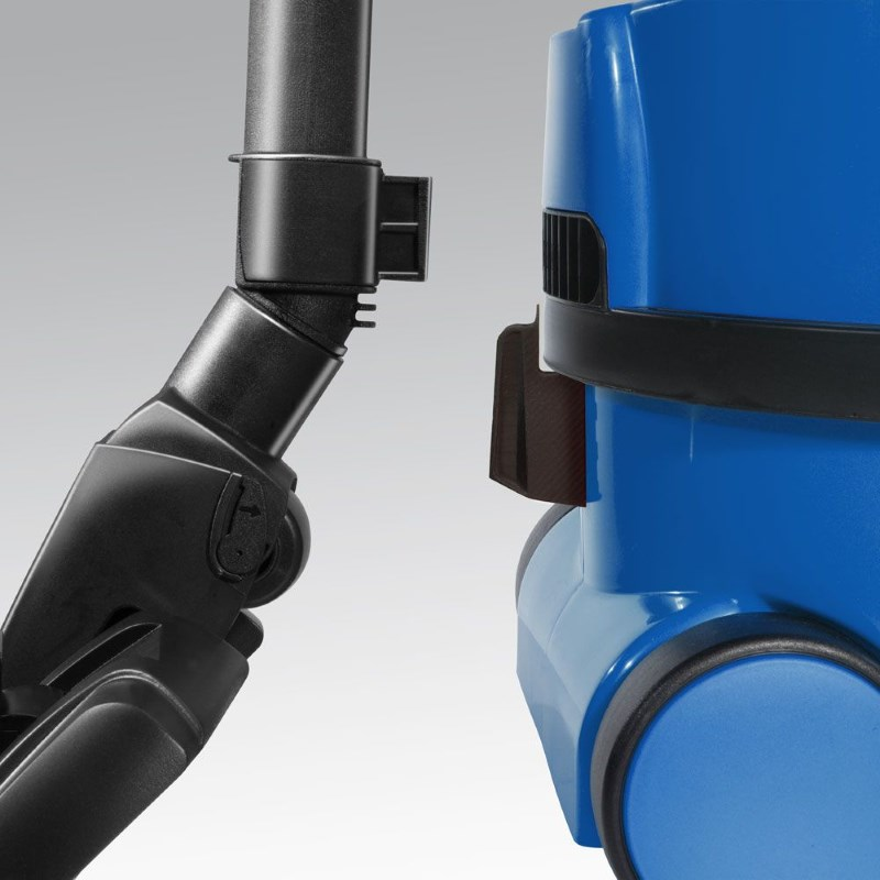 system mocowania rury do odkurzacza